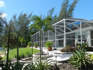 Cast-A-Way Bay   3 bed/2 bath in South Gulf Cove