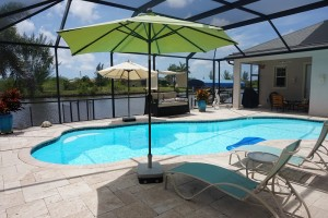 Seven Palms Villa  4 bed, 1den / 3 bath in South Gulf Cove